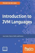 Okładka książki Introduction to JVM Languages