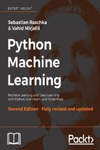 Okładka książki Python Machine Learning - Second Edition