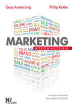 Okładka książki Marketing. Wprowadzenie
