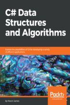 Okładka książki C# Data Structures and Algorithms