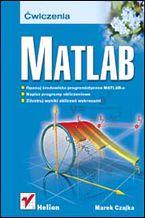 Okładka książki MATLAB. Ćwiczenia