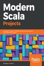 Okładka książki Modern Scala Projects