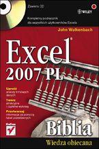 Okładka książki Excel 2007 PL. Biblia