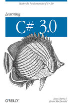 Okładka książki Learning C# 3.0. Master the fundamentals of C# 3.0