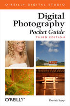 Okładka książki Digital Photography Pocket Guide. Pocket Guide. 3rd Edition