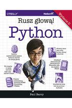Okładka książki Python. Rusz głową! Wydanie II