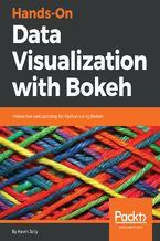Okładka książki Hands-On Data Visualization with Bokeh