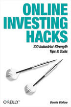 Okładka książki Online Investing Hacks. 100 Industrial-Strength Tips & Tools