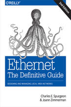 Okładka książki Ethernet: The Definitive Guide. 2nd Edition