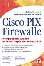 Okładka książki Cisco PIX. Firewalle