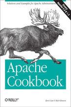 Okładka książki Apache Cookbook