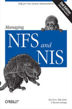 Okładka książki Managing NFS and NIS. 2nd Edition