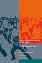 Humanistyczne i społeczne aspekty kultury fizycznej w badaniach naukowych