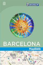 Barcelona. MapBook. Wydanie 1