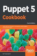 Okładka książki Puppet 5 Cookbook