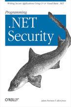 Okładka książki Programming .NET Security