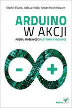 Okładka książki Arduino w akcji