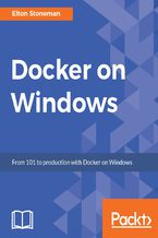 Okładka książki Docker on Windows
