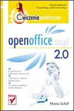 Okładka książki OpenOffice.ux.pl 2.0. Ćwiczenia praktyczne