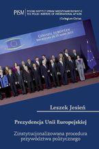 Prezydencja Unii Europejskiej