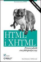 Okładka książki HTML i  XHTML. Przewodnik encyklopedyczny