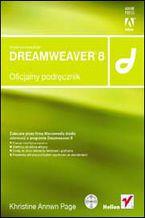 Okładka książki Macromedia Dreamweaver 8. Oficjalny podręcznik