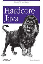 Okładka książki Hardcore Java