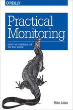 Okładka książki Practical Monitoring. Effective Strategies for the Real World