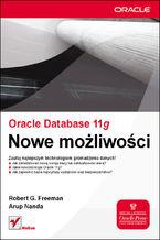 Okładka książki Oracle Database 11g. Nowe możliwości