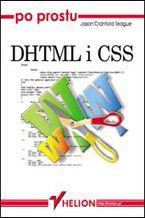 Okładka książki Po prostu DHTML i CSS