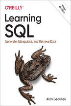 Okładka książki Learning SQL. Generate, Manipulate, and Retrieve Data. 3rd Edition
