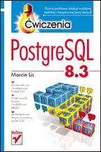 Okładka książki PostgreSQL 8.3. Ćwiczenia