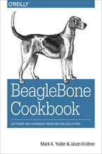 Okładka książki BeagleBone Cookbook. Software and Hardware Problems and Solutions