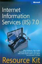 Okładka książki Microsoft Internet Information Services (IIS) 7.0 Resource Kit