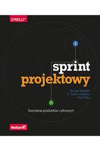Okładka książki Sprint projektowy. Tworzenie produktów cyfrowych