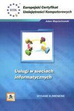 Okładka książki ECUK. Usługi w sieciach informatycznych