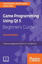 Okładka książki Game Programming using Qt 5 Beginner's Guide