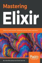 Okładka książki Mastering Elixir