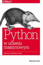 Okładka książki Python w uczeniu maszynowym
