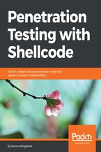 Okładka książki Penetration Testing with Shellcode