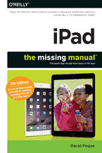 Okładka książki iPad: The Missing Manual. 7th Edition