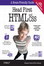 Okładka książki Head First HTML and CSS. 2nd Edition