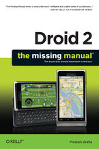 Okładka książki Droid 2: The Missing Manual