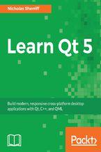 Okładka książki Learn Qt 5