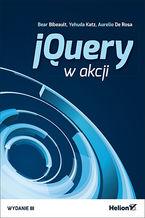Okładka książki jQuery w akcji. Wydanie III