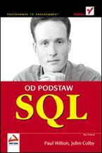 Okładka książki SQL. Od podstaw