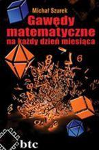 Okładka książki Gawędy matematyczne na każdy dzień miesiąca