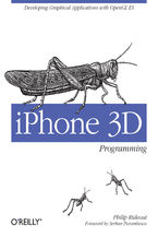 Okładka książki iPhone 3D Programming. Developing Graphical Applications with OpenGL ES