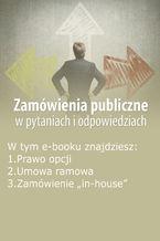 Zamówienia publiczne w pytaniach i odpowiedziach, wydanie wrzesień 2015 r