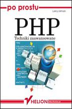 Okładka książki Po prostu PHP. Techniki zaawansowane